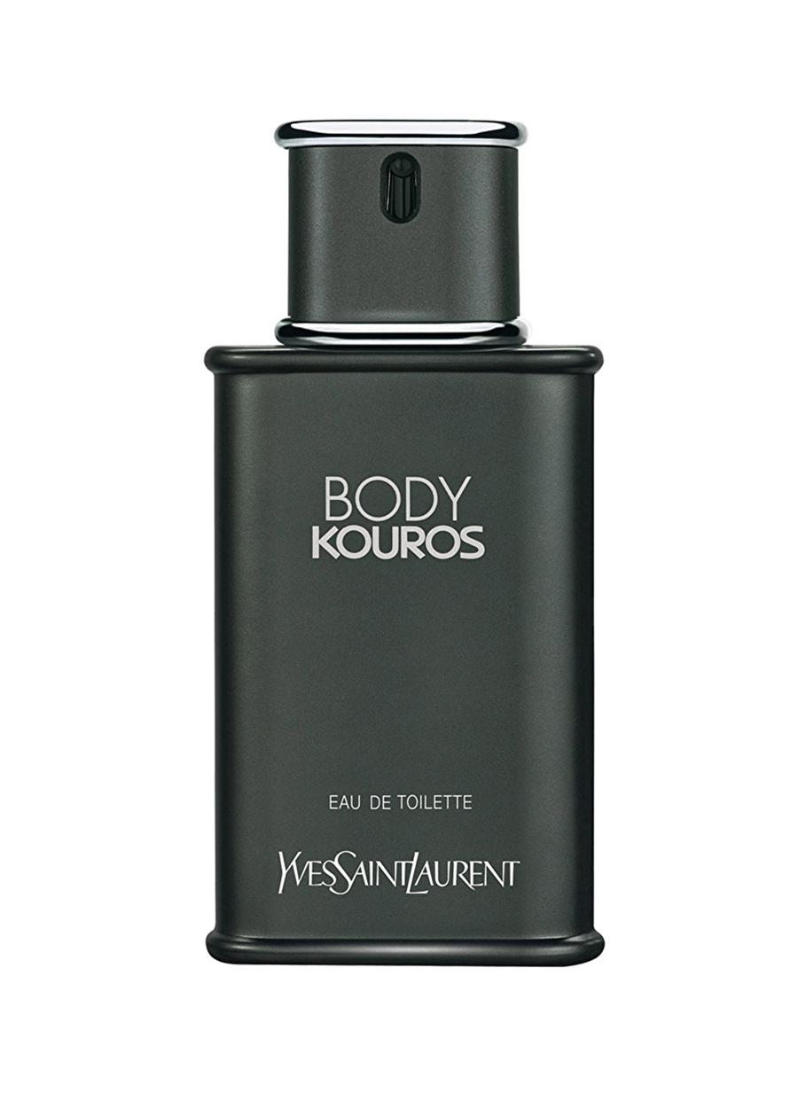 Standart Renksiz Yves Saint Laurent Body Kouros Men Edt 100 ml Erkek Parfüm Kozmetik