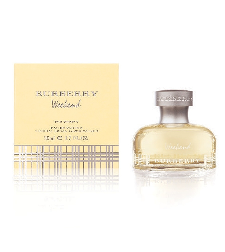Standart Renksiz Burberry Weekend Edp 50 ml Kadın Parfüm Kozmetik