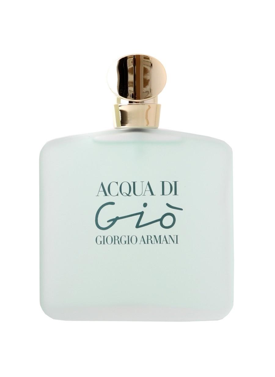Standart Renksiz Armani Acqua Di Gio Edt 50 ml Erkek Parfüm Kozmetik Kadın