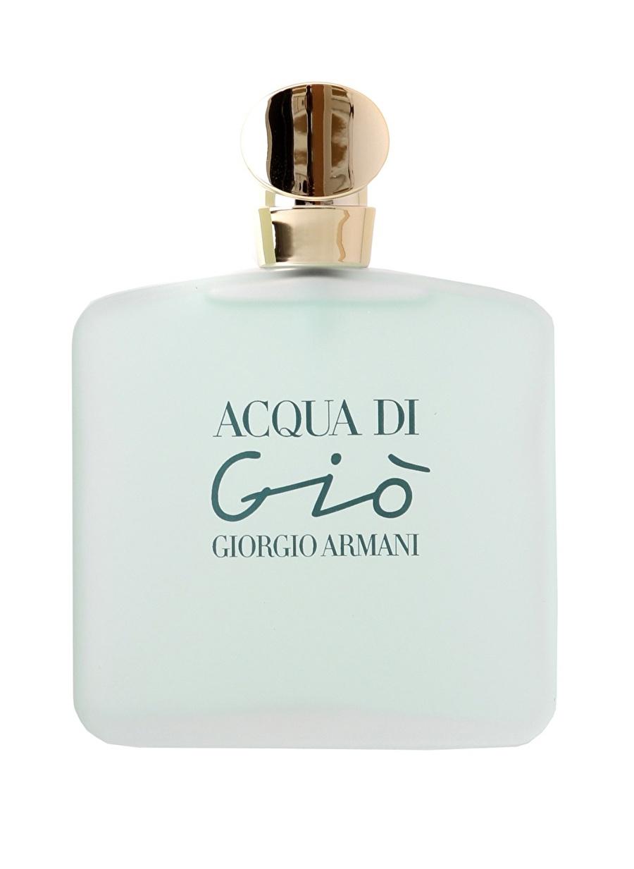 Standart Renksiz Armani Acqua Di Gio Edt 100 ml Kadın Parfüm Kozmetik