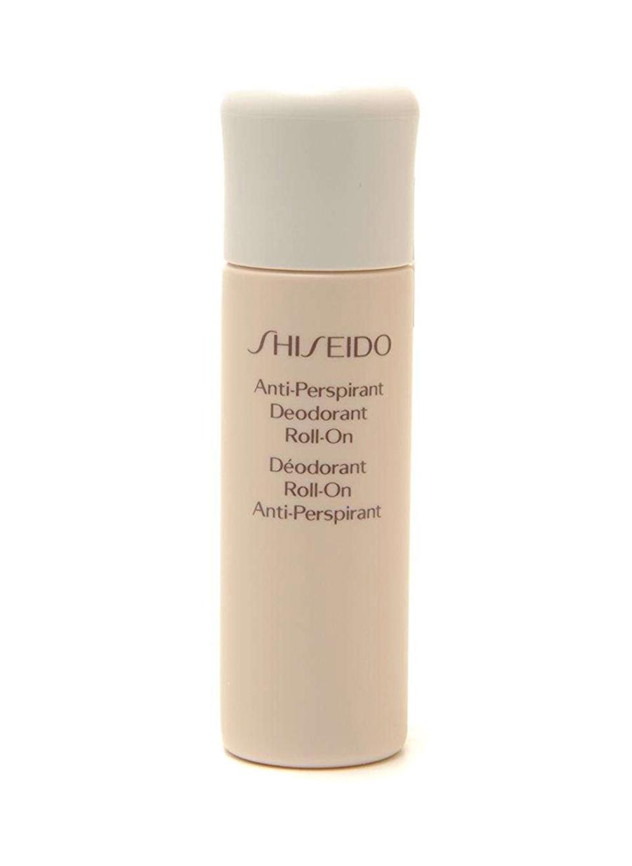 Standart unisex Renksiz Shiseido Antiperspirant 50 ml Vücut Deodorant Kozmetik Bakımı Spreyi