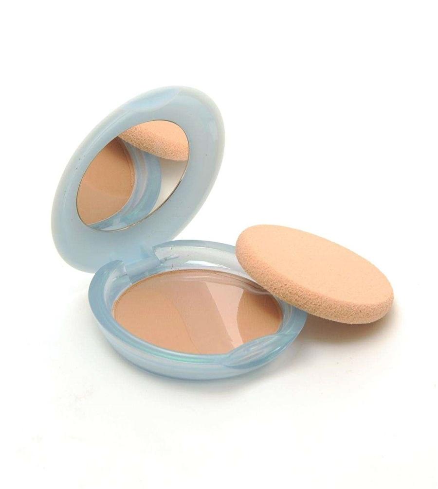 Standart Kadın Renksiz Shiseido Pureness Matifying Compact Oil Free 40 Kapatıcı Kozmetik Makyaj Yüz Makyajı