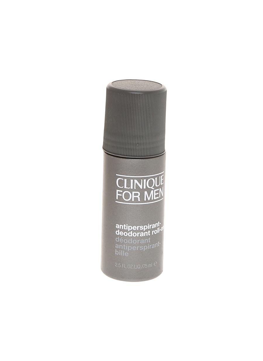 Standart Erkek Renksiz Clinique For Men 75 ml Vücut Deodorant Kozmetik Bakımı Spreyi