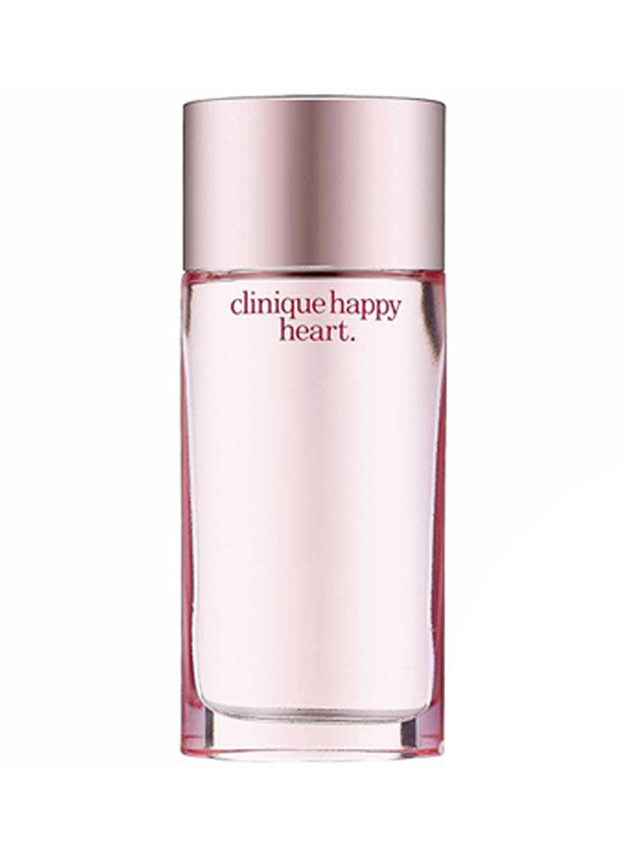 Standart Renksiz Clinique Happy Heart Parfüm Edt 50 ml Kozmetik Kadın