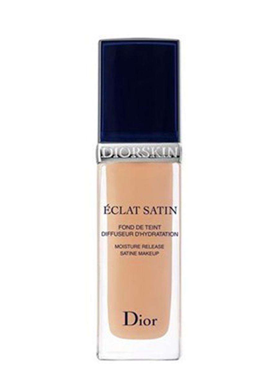 Standart Kadın Renksiz Dior Diorskin Eclat Satin Fondöten Kozmetik Makyaj Yüz Makyajı
