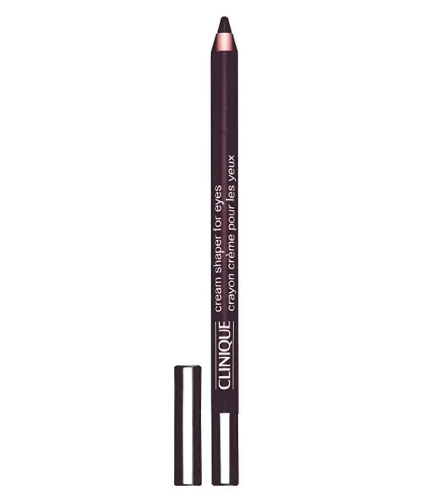 Standart Kadın Renksiz Clinique Cream Shaper For Eyes Göz Kalemı Chocolate Lustre - 05 Kalemi Kozmetik Makyaj Makyajı