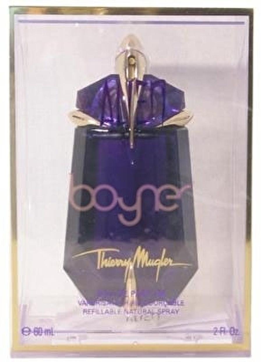 Standart Renksiz Thierry Mugler Alien Refillable Edp 30 ml Kadın Parfüm Kozmetik