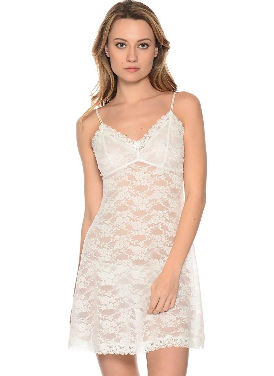 S Renksiz Miss. Claire Gecelik Kadın İç Giyim