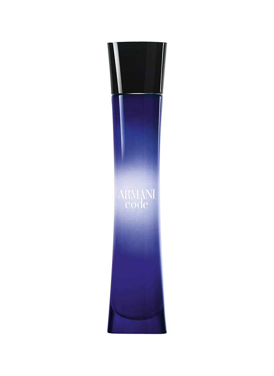 Standart Renksiz Armani Code Femme Edp 75 ml Kadın Parfüm Kozmetik