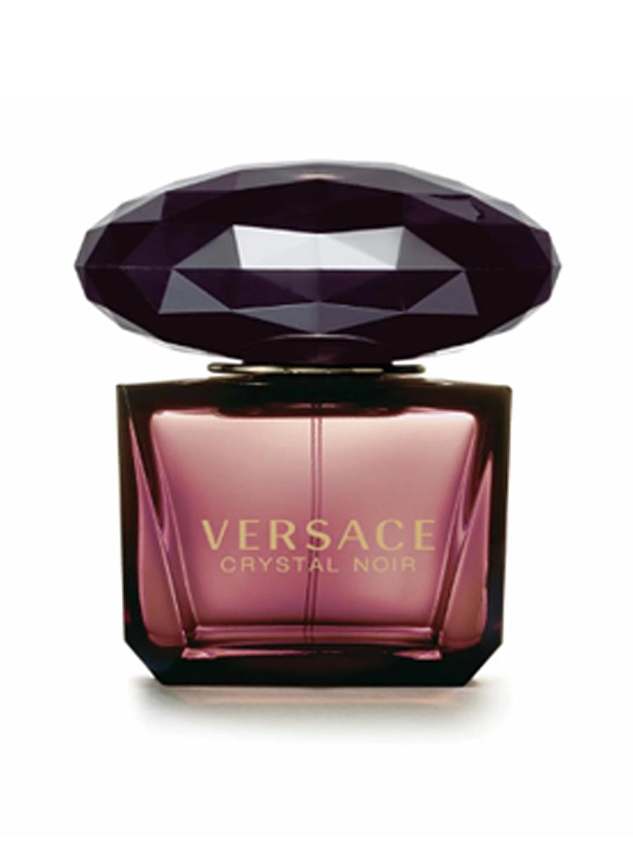 Standart Renksiz Versace Crystal Noir Edt 90 ml Parfüm Kozmetik Kadın