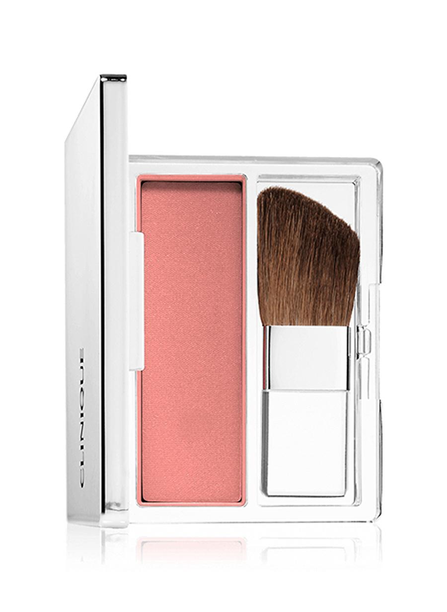 Standart Kadın Renksiz Clinique Blushıng Allık - Sunset Glow Kozmetik Makyaj Yüz Makyajı