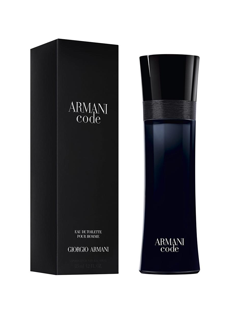 Standart Renksiz Armani Code Edt 125 ml Erkek Parfüm Kozmetik
