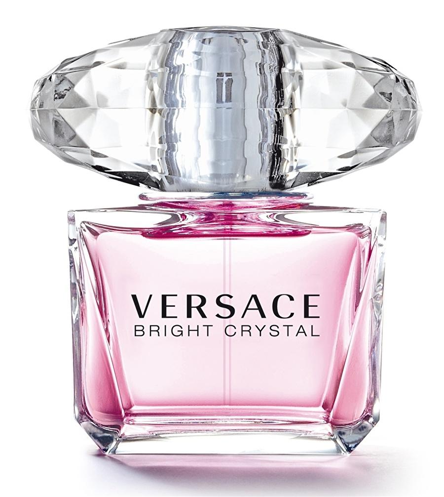 Standart Renksiz Versace Bright Crystal Edt 90 ml Kadın Parfüm Kozmetik