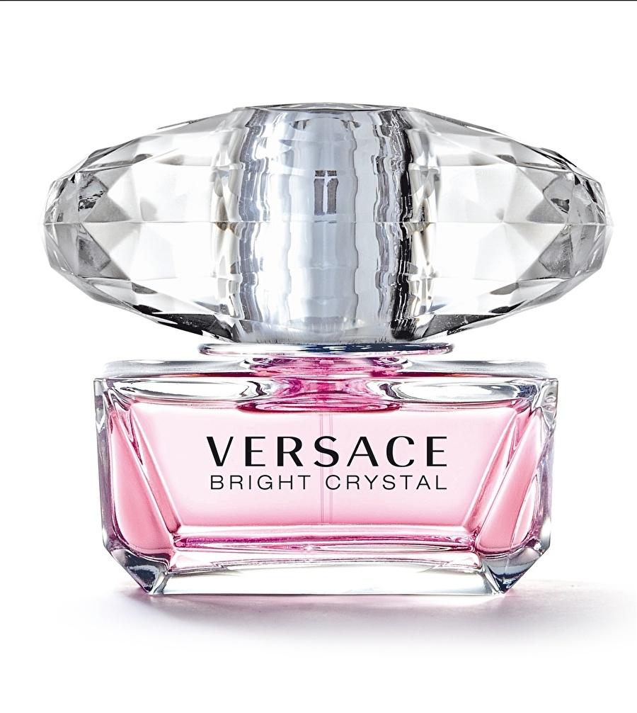 Standart Renksiz Versace Bright Crystal Edt 50 ml Kadın Parfüm Kozmetik