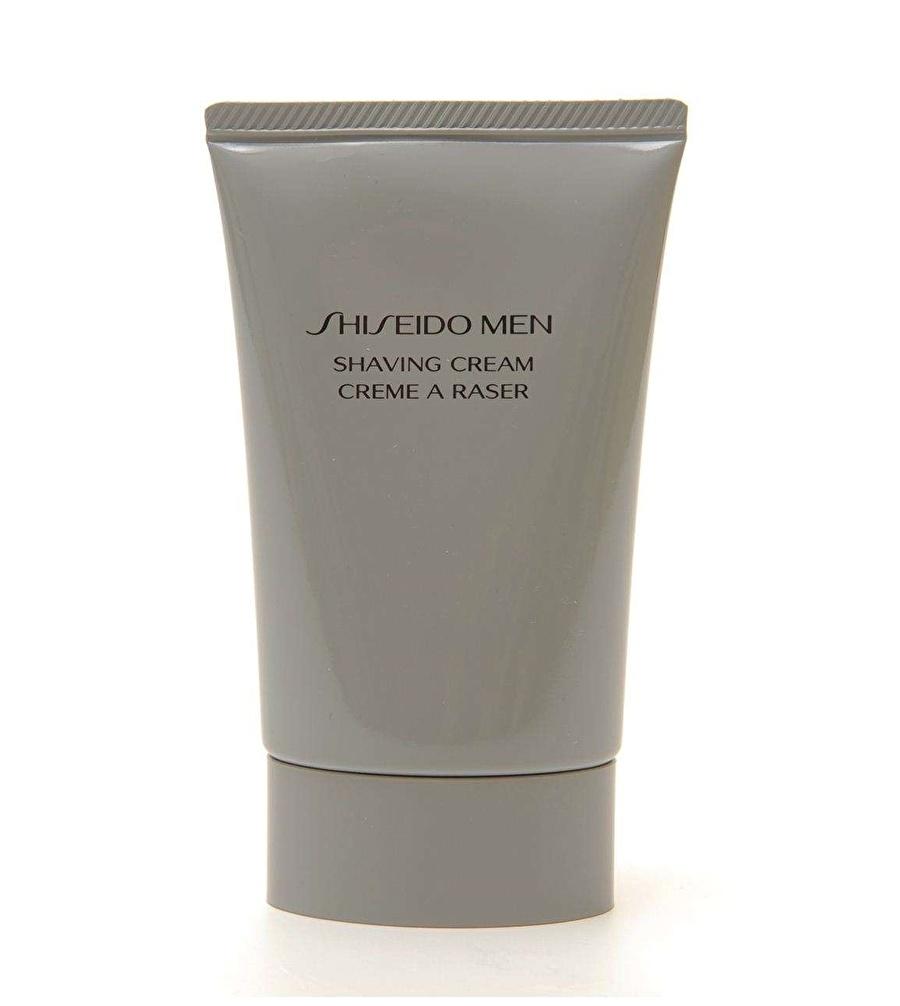 Standart Erkek Renksiz Shiseido Men Shaving 100 ml Traş Köpüğü Kozmetik Parfüm After Shave