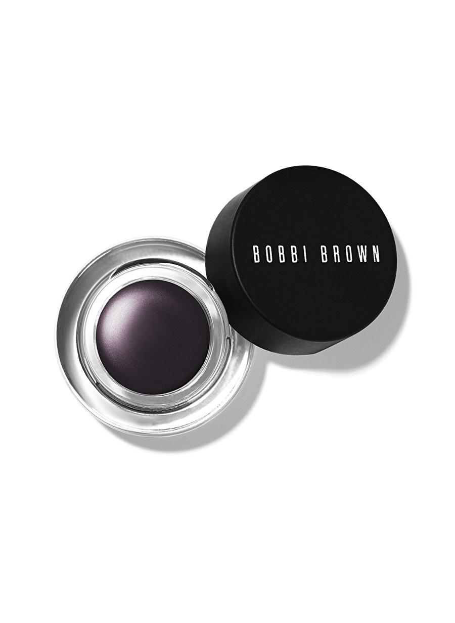 Standart Kadın Renksiz Bobbi Brown Long Wear Gel Viole Eyelıner Kozmetik Makyaj Göz Makyajı