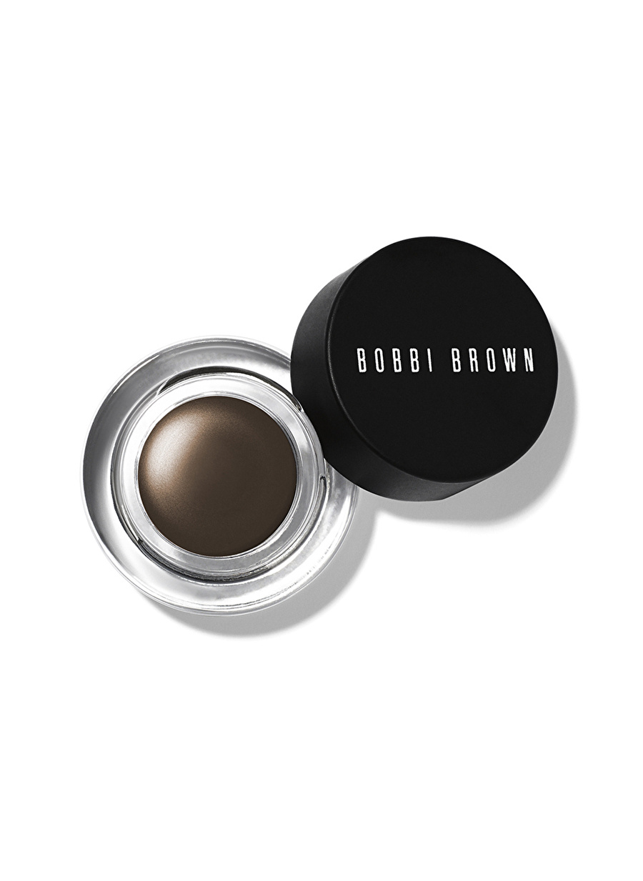 Standart Kadın Renksiz Bobbi Brown Long Wear Gel Sepia Eyelıner Kozmetik Makyaj Göz Makyajı