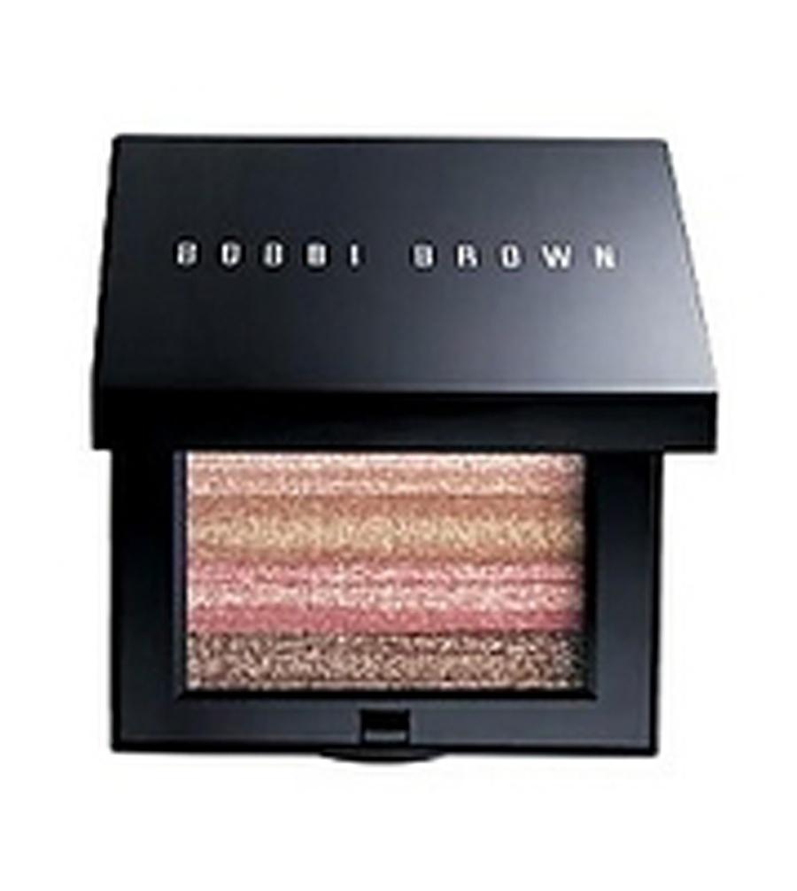 Standart Kadın Renksiz Bobbi Brown Shimmerbrick Bronze Pudra Kozmetik Makyaj Yüz Makyajı