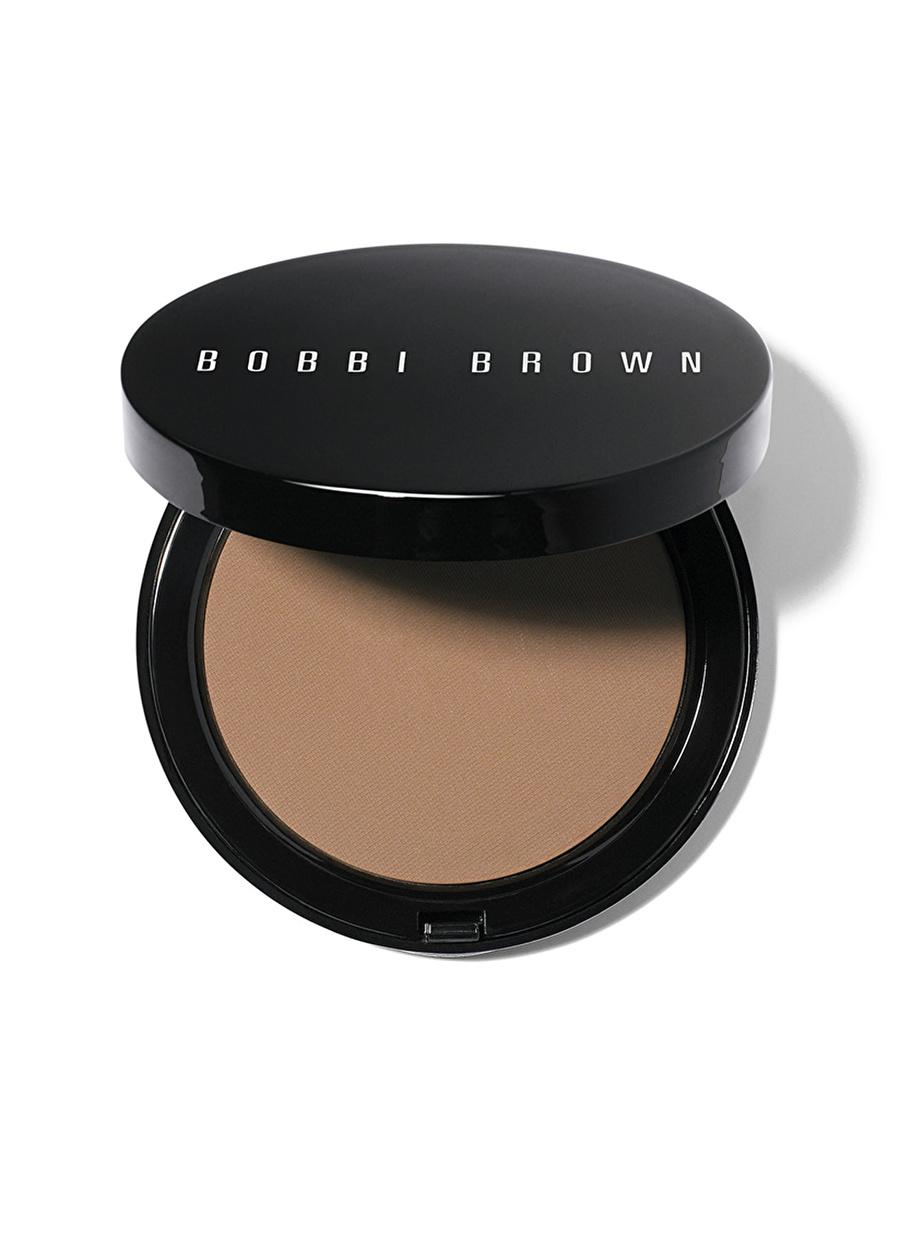 Standart Kadın Renksiz Bobbi Brown Bronzing Powder Natural Pudra Kozmetik Makyaj Yüz Makyajı