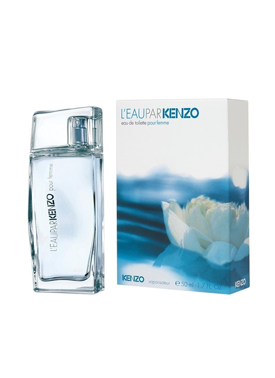 Standart Renksiz Kenzo L\'Eau Par Edt 50 ml Kadın Parfüm Kozmetik