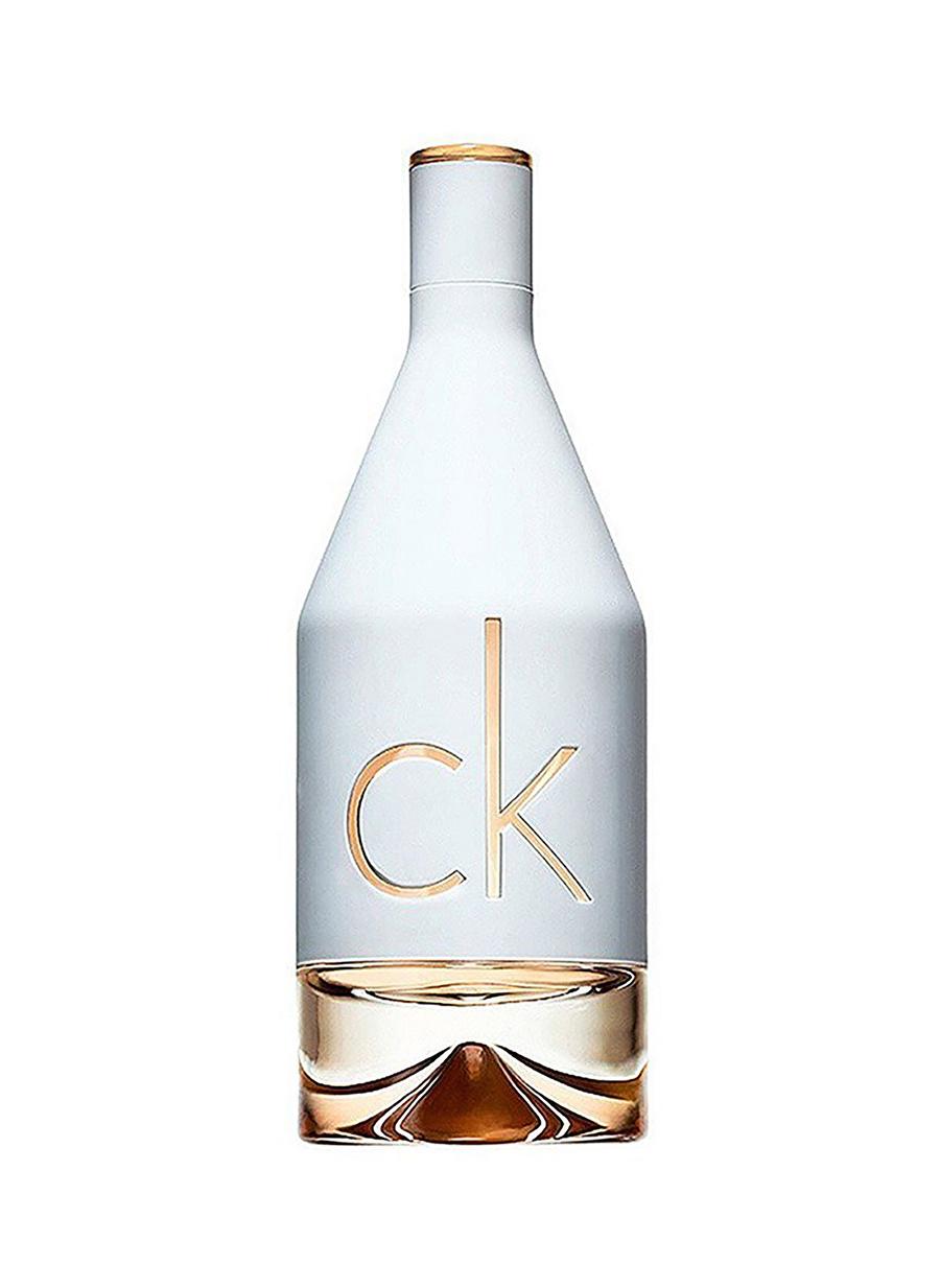 Standart Renksiz Calvin Klein In2u Edt 100 ml Kadın Parfüm Kozmetik