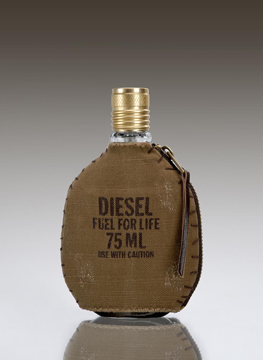 Standart Renksiz Diesel Fuel For Life Edt 75 ml Erkek Parfüm Kozmetik