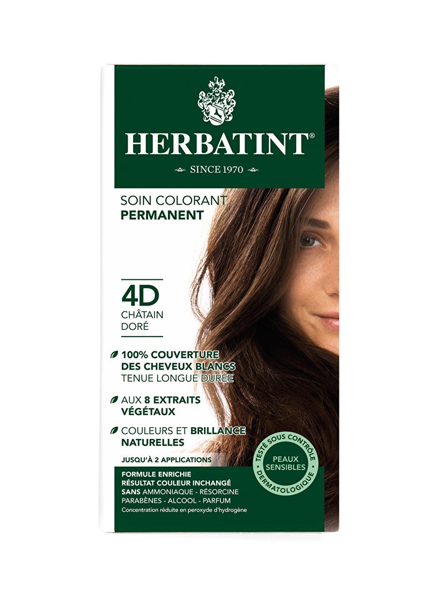 Standart Kadın Renksiz Herbatint Saç Boyası Kozmetik Bakımı Şampuan