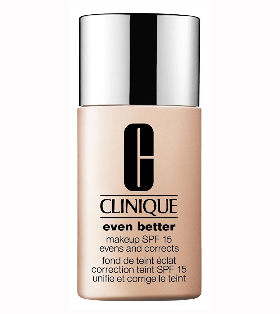Standart Kadın Renksiz Clinique Even Better 30 ml Vanilla - 07 Fondöten Kozmetik Makyaj Yüz Makyajı