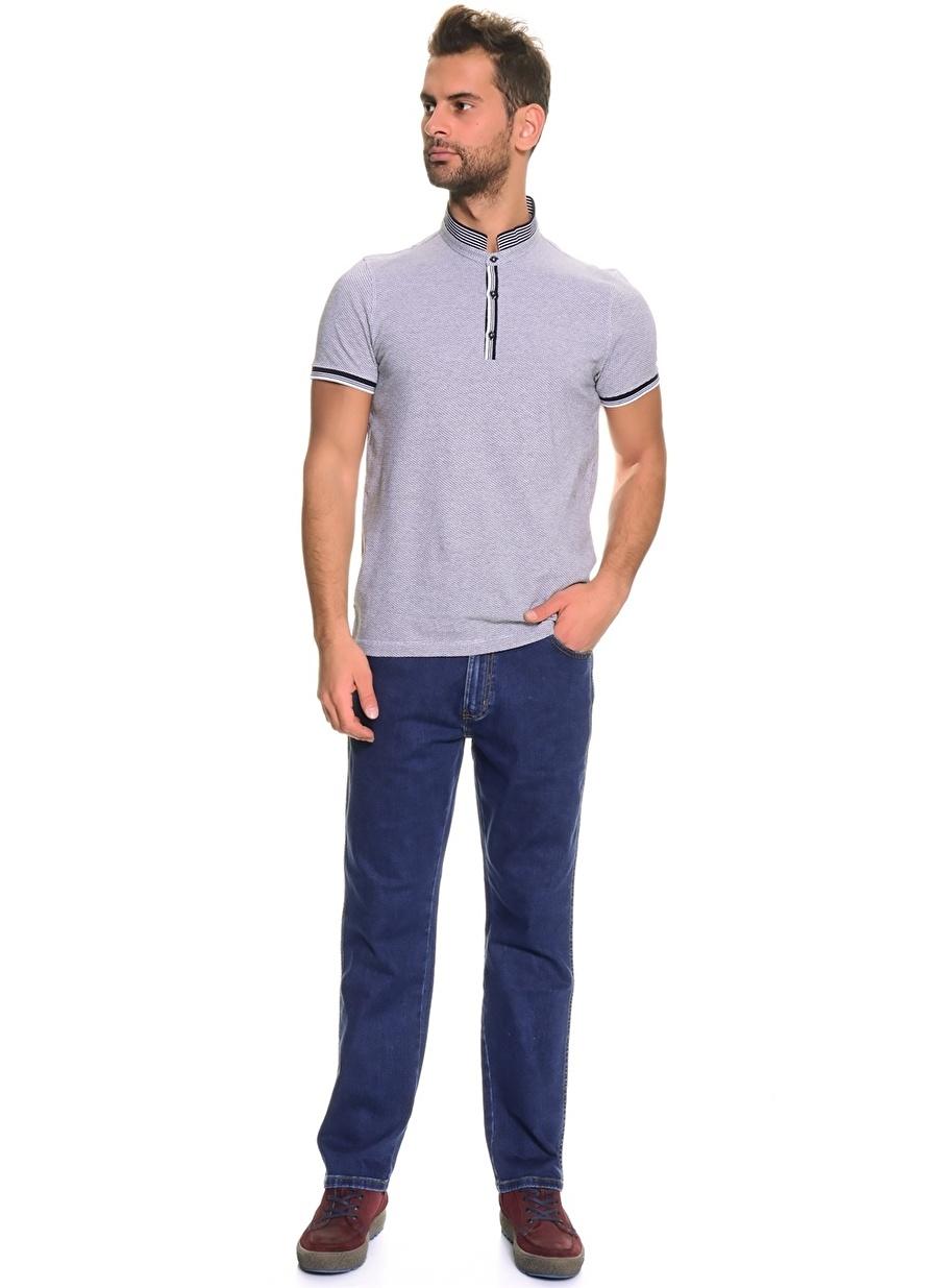 44-34 Koyu Taş Lee amp; Wrangler & W12133009 Texas Stretch Klasik Pantolon Erkek Giyim