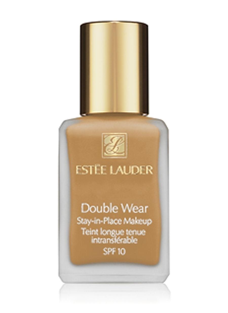 Standart Kadın Renksiz Estee Lauder Double Wear Stay-In-Place Makeup 3N1 Ivory Beige 30 ml Fondöten Kozmetik Makyaj Yüz Makyajı