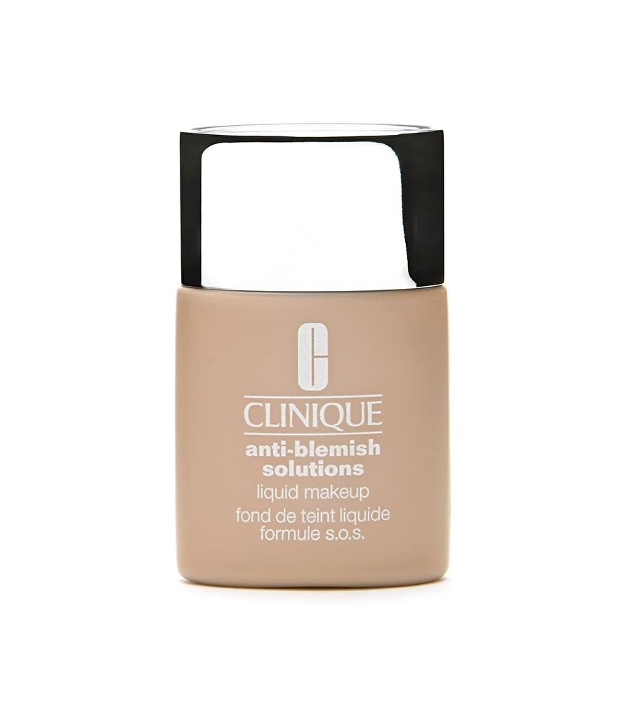 Standart Kadın Renksiz Clinique Anti-Blemish Fresh Ivory 30 ml Fondöten Kozmetik Makyaj Yüz Makyajı
