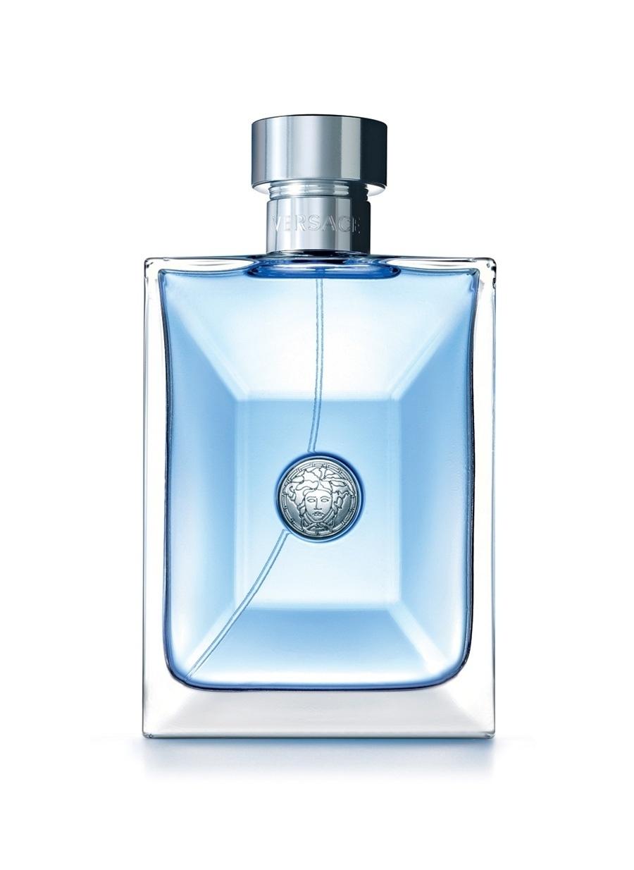 Standart Renksiz Versace Pour Homme Edt 200 ml Erkek Parfüm Kozmetik