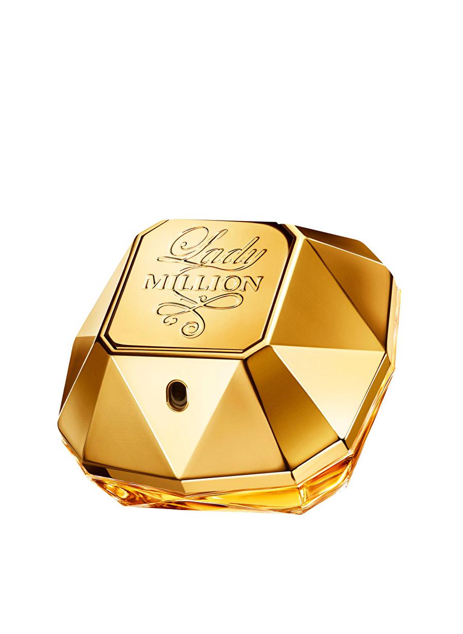 Standart Renksiz Paco Rabanne Lady Million Edp 50 ml Kadın Parfüm Kozmetik