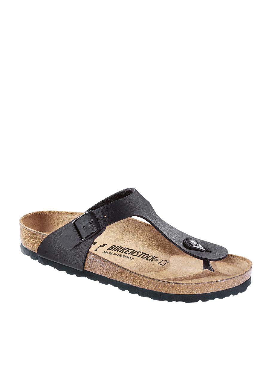 39 Siyah Birkenstock Schwarz Terlik Ayakkabı Çanta Kadın Sandalet