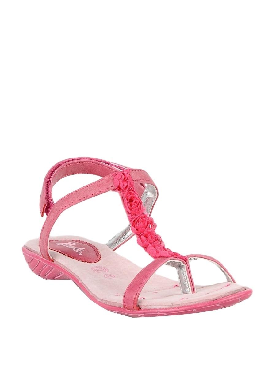 28 Kadın Fuşya Barbie Plaj Terliği Ayakkabı Çanta Çocuk Ayakkabıları Terlik Sandaletler