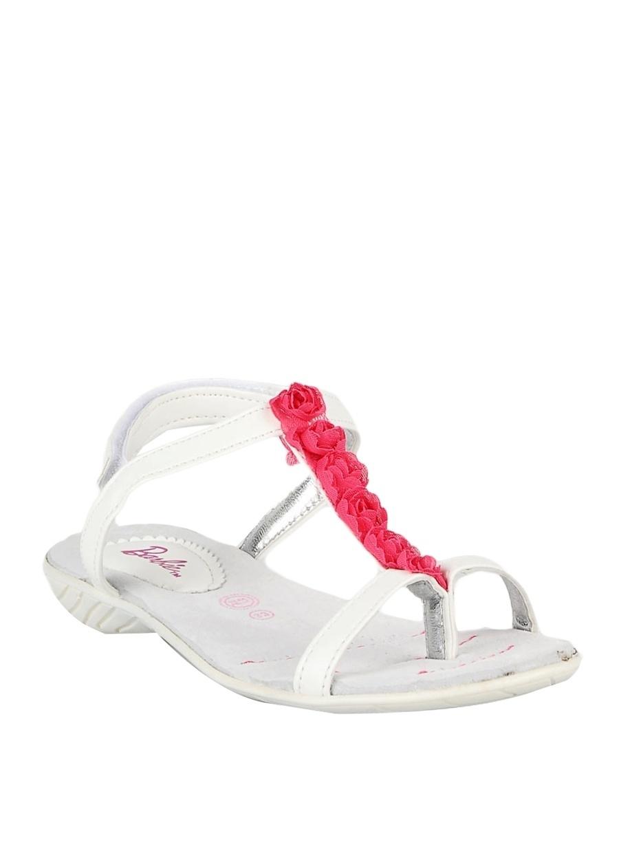 31 Kadın Beyaz Barbie Plaj Terliği Ayakkabı Çanta Çocuk Ayakkabıları Terlik Sandaletler
