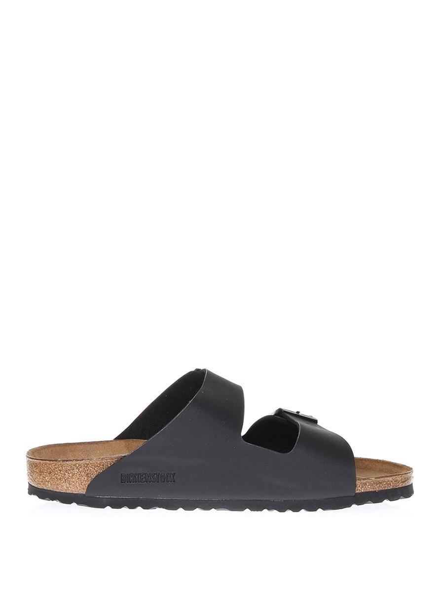 43 Siyah Birkenstock Terlik Ayakkabı Çanta Erkek Sandalet