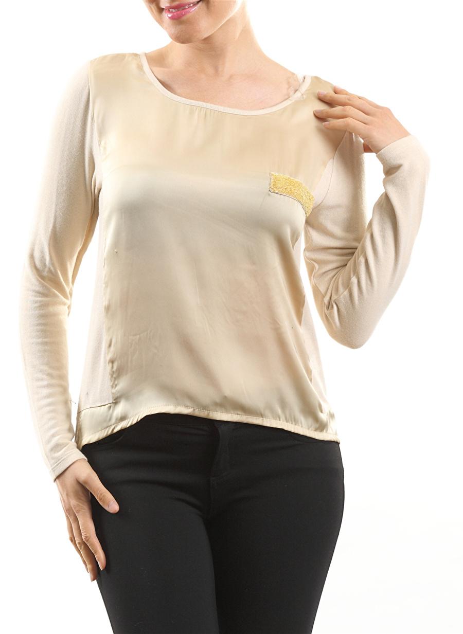 L Somon Limon Bluz Kadın Giyim Gömlek