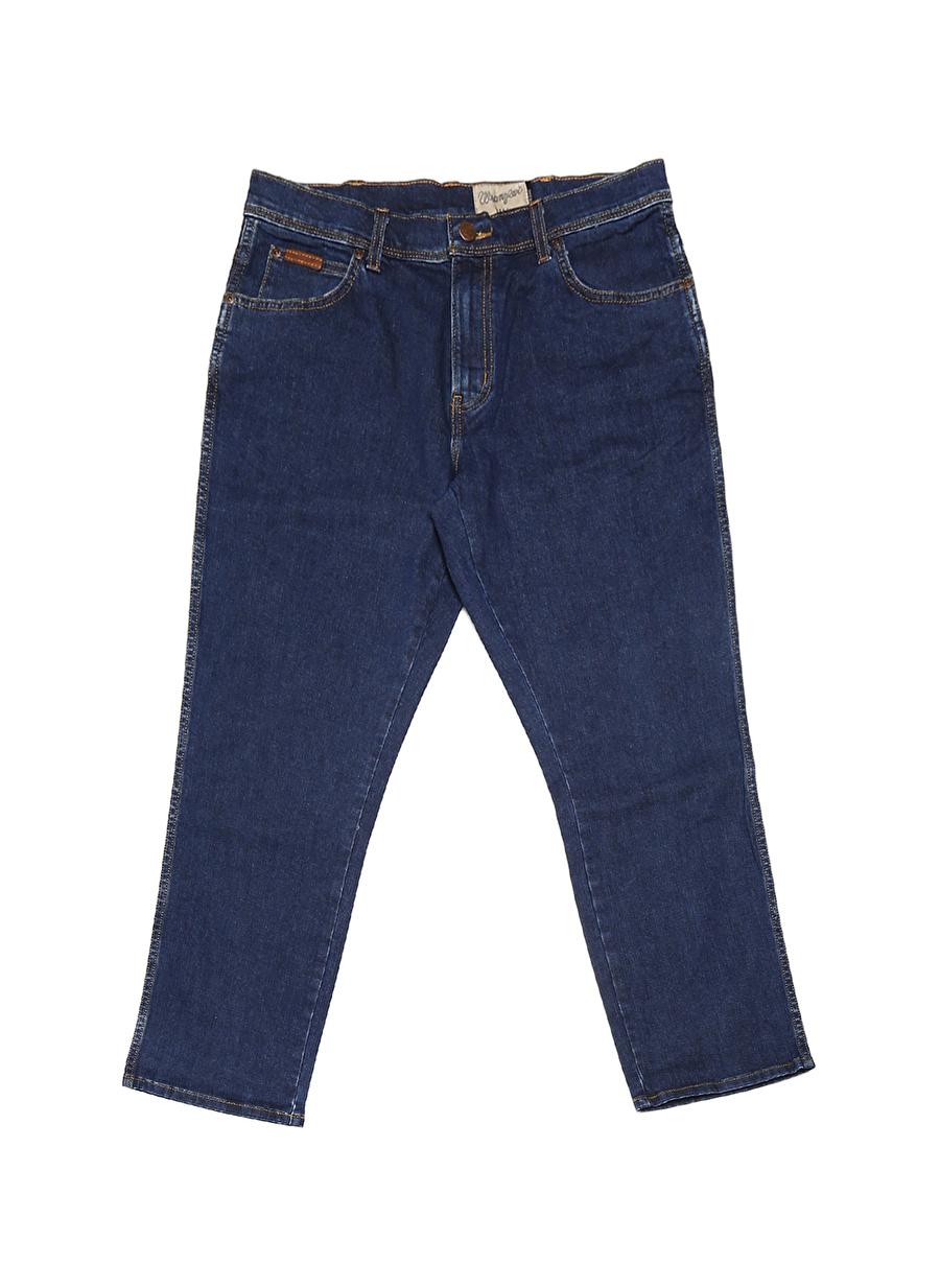 33-30 Koyu Taş Lee amp; Wrangler & W12133009 Texas Stretch Klasik Pantolon Erkek Giyim