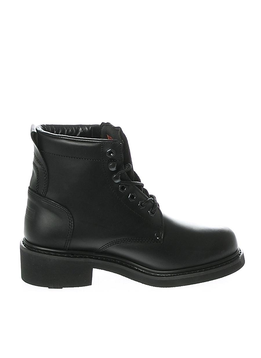 42 Siyah Harley Davidson Gibson Bot Ayakkabı Çanta Erkek Çizme