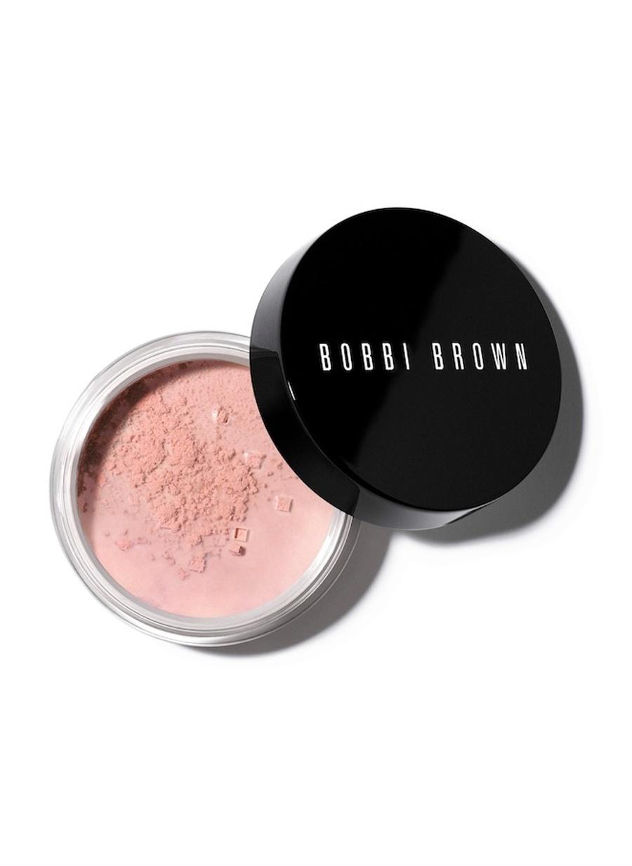 Standart Kadın Renksiz Bobbi Brown Corrective Tinted Powder Pink Pudra Kozmetik Makyaj Yüz Makyajı