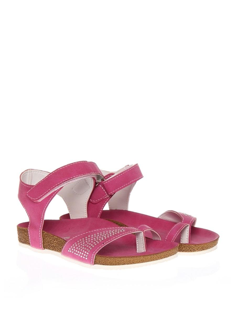 26 Kadın Fuşya Mammaramma Plaj Terliği Ayakkabı Çanta Çocuk Ayakkabıları Terlik Sandaletler