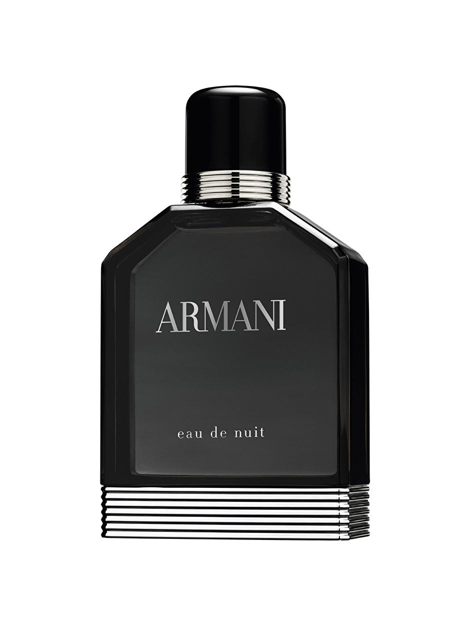 Standart Renksiz Armani Eu De Nuit Edt 100 ml Erkek Parfüm Kozmetik