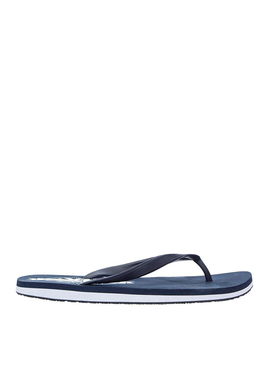 44 Koyu Lacivert Xti Parmak Arası Terlik Erkek Sandalet
