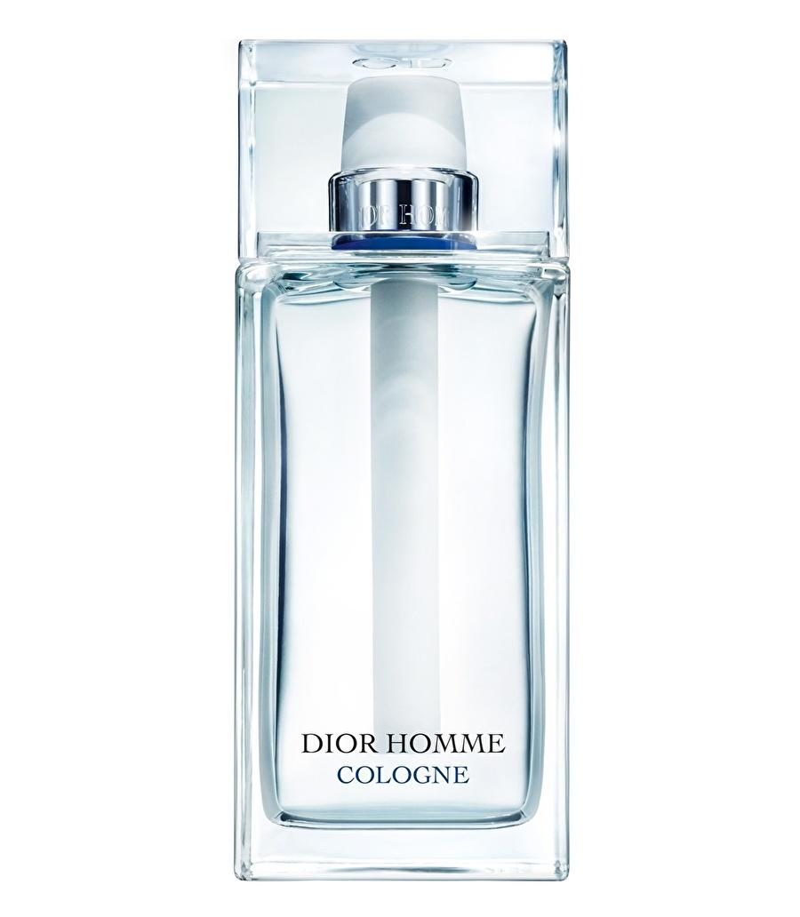 Standart Renksiz Dior Homme Cologne Edt 125 ml Erkek Parfüm Kozmetik