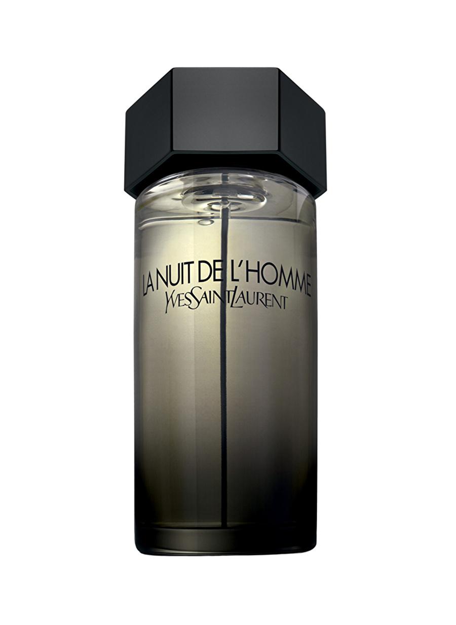 Standart Renksiz Yves Saint Laurent Nuit De L`Homme Edt 200 ml Erkek Parfüm Kozmetik
