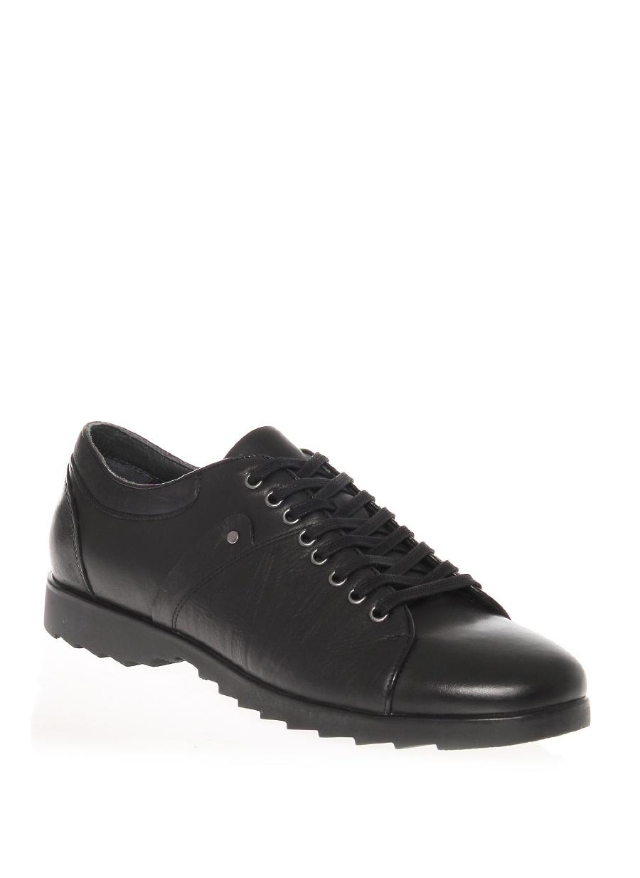 42 Siyah Limon Günlük Ayakkabı Çanta Erkek