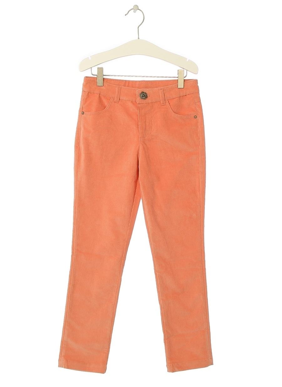 14 Yaş Erkek Pembe Limon Pantolon Çocuk Giyim Tayt