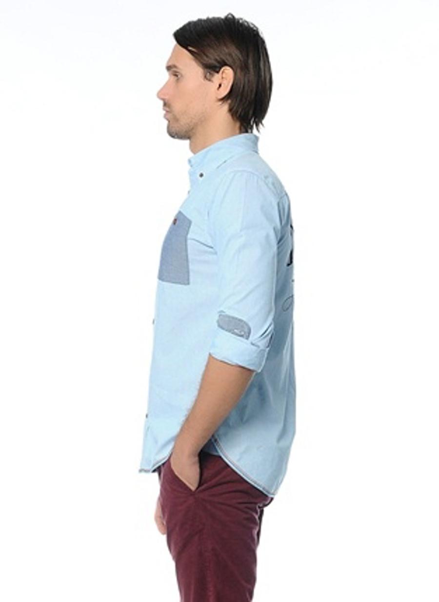 M Renksiz Jack amp; Jones & Gömlek Erkek Giyim