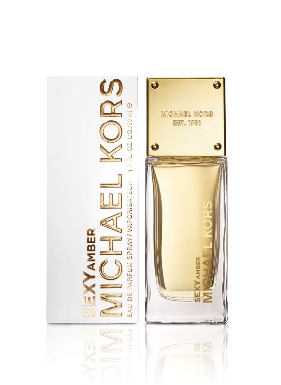 Standart Renksiz Michael Kors Sexy Amber Edp 50 ml Kadın Parfüm Kozmetik